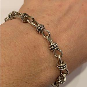 Premier designs silver tone bracelet